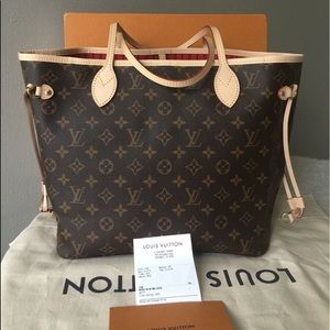 MM Monogram Neverfull